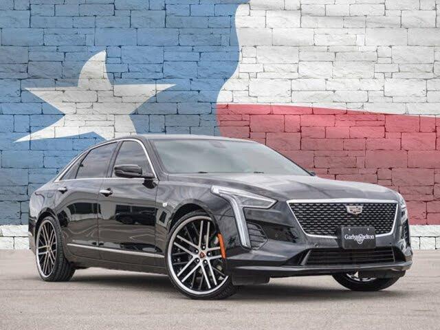 2019 Cadillac CT6 2.0T Luxury RWD