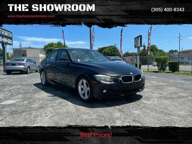 2013 BMW 3 Series 320i Sedan RWD