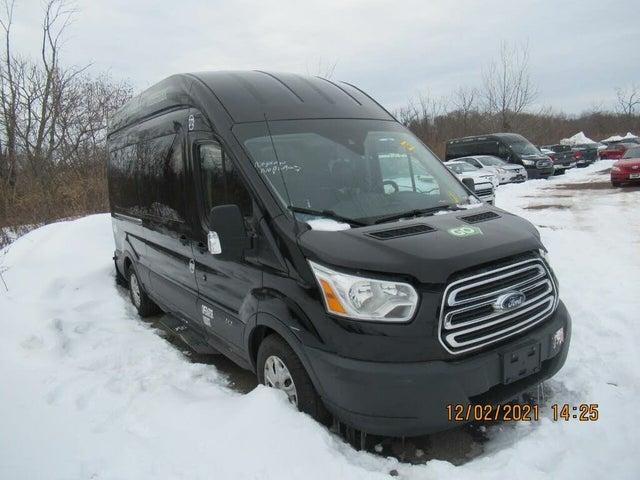 2016 Ford Transit Passenger 350 XLT High Roof LWB RWD with Sliding Passenger-Side Door