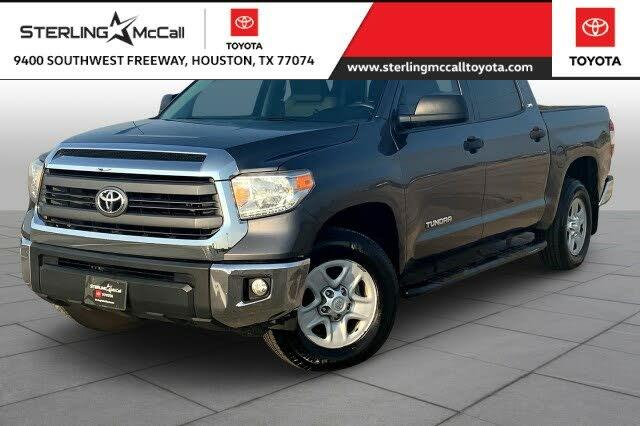 2014 Toyota Tundra SR5 CrewMax 4.6L