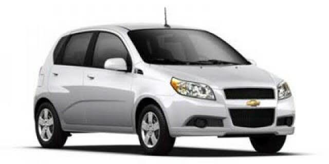 2011 Chevrolet Aveo 5 1LT Hatchback FWD