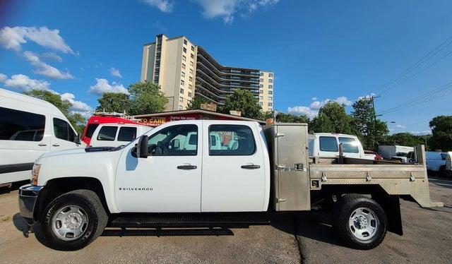 2011 Chevrolet Silverado 2500HD Work Truck Crew Cab LB RWD
