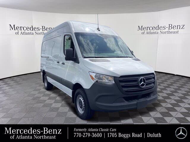 2021 Mercedes-Benz Sprinter Cargo 3500 144 High Roof RWD