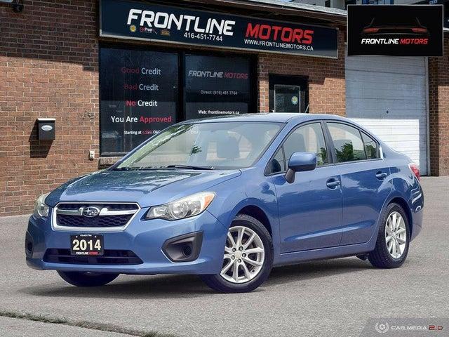 2014 Subaru Impreza 2.0i Touring