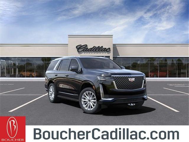 2021 Cadillac Escalade Luxury RWD