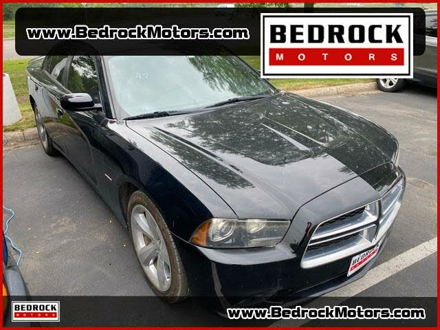 2012 Dodge Charger R/T Plus RWD