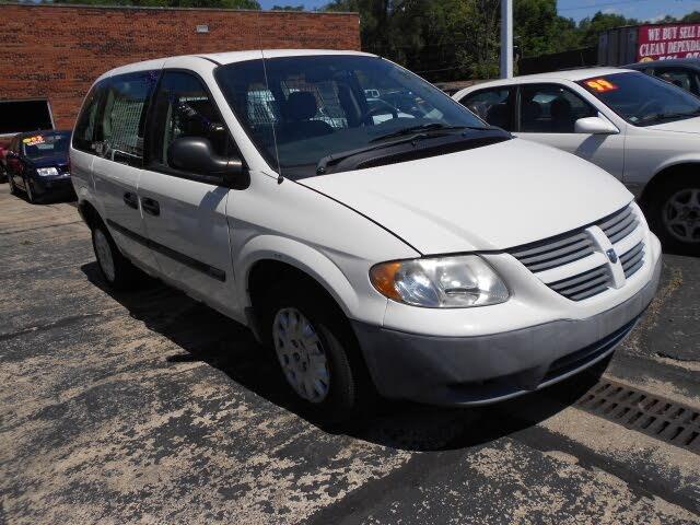 2006 Dodge Caravan C/V Cargo FWD