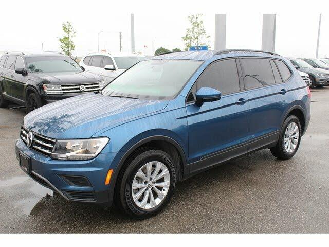 2020 Volkswagen Tiguan Trendline 4Motion AWD