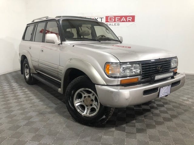 1997 Lexus LX 450 450 4WD