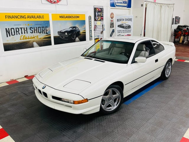 1993 BMW 8 Series 850Ci RWD