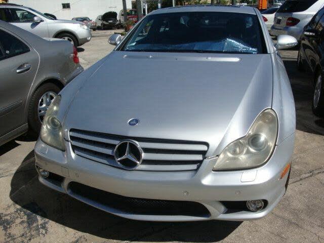 2006 Mercedes-Benz CLS-Class CLS AMG 55