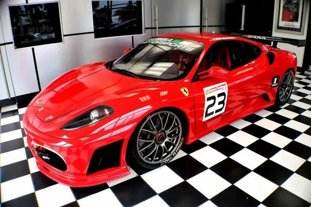 2009 Ferrari 430 Scuderia Coupe RWD