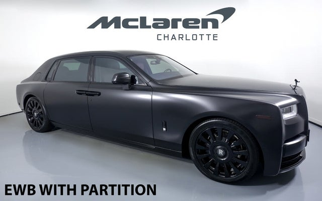 2018 Rolls-Royce Phantom Extended Wheelbase RWD