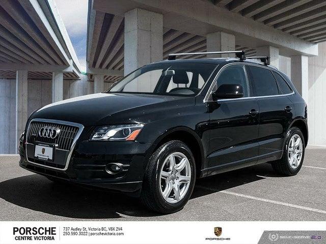 2011 Audi Q5 2.0T quattro Premium Plus AWD