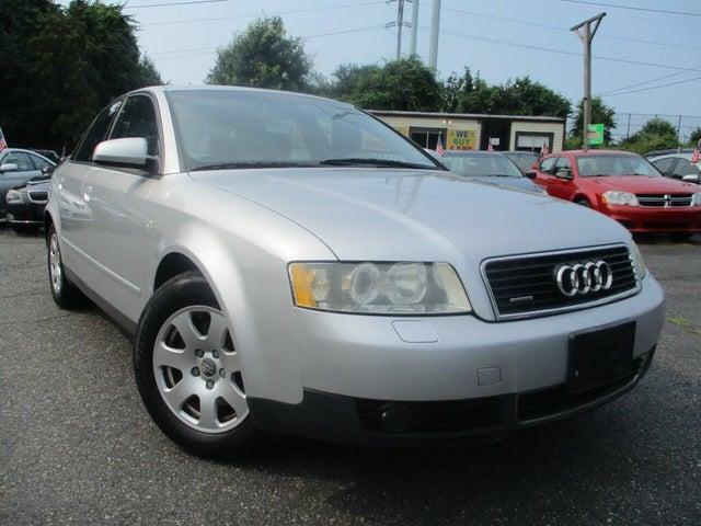 2002 Audi A4 1.8T quattro AWD