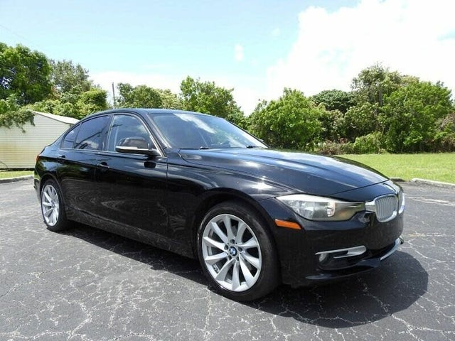 2013 BMW 3 Series 328i Sedan RWD
