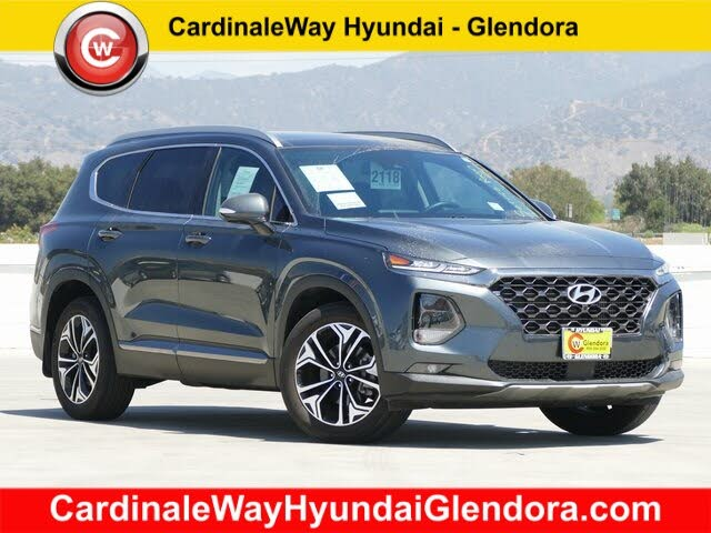2020 Hyundai Santa Fe 2.0T Limited FWD