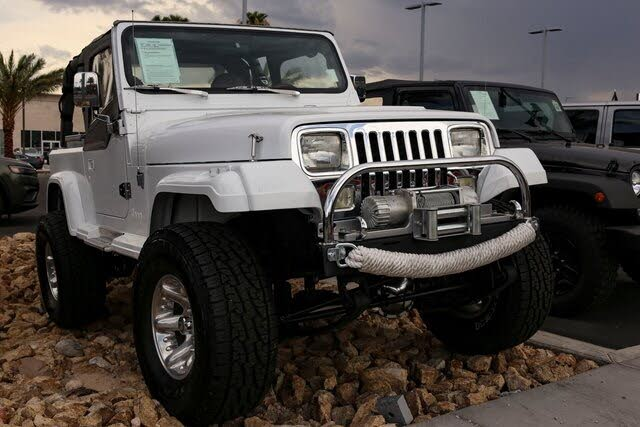 1992 Jeep Wrangler 4WD