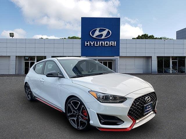2020 Hyundai Veloster N FWD