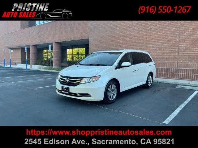 2014 Honda Odyssey EX-L FWD with Navigation
