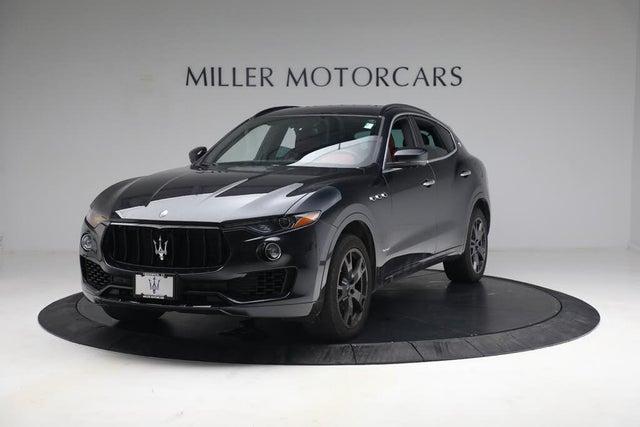 2018 Maserati Levante GranSport 3.0L