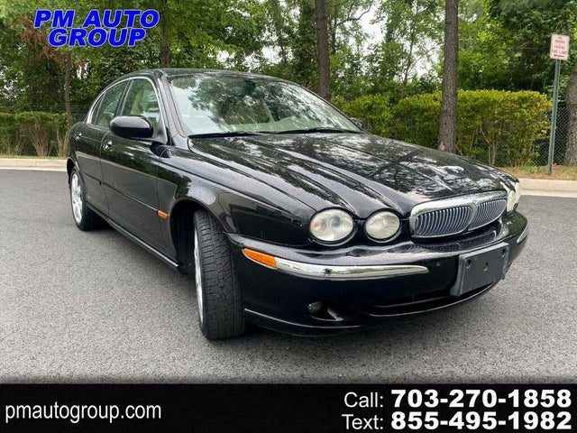 2004 Jaguar X-TYPE 3.0L AWD