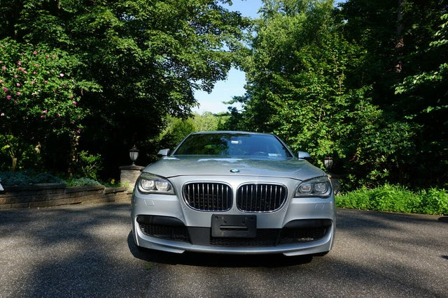 2013 BMW 7 Series 750i xDrive AWD