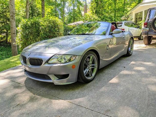 2007 BMW Z4 M Roadster RWD