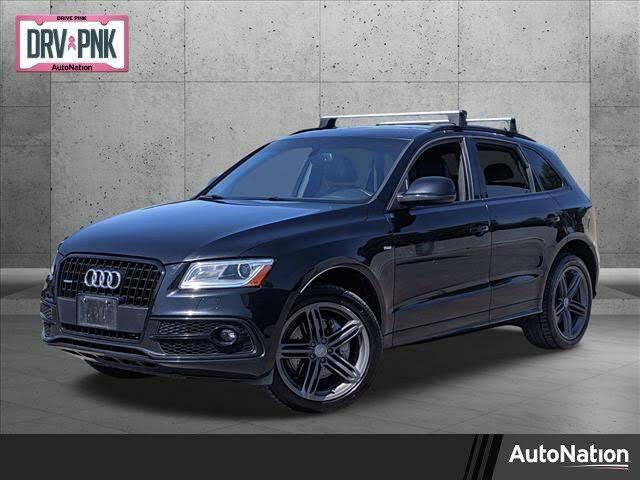 2014 Audi Q5 3.0T quattro Premium Plus AWD