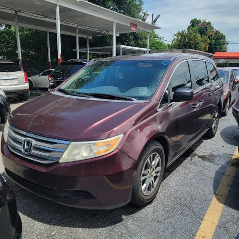 2012 Honda Odyssey EX-L FWD with Navigation