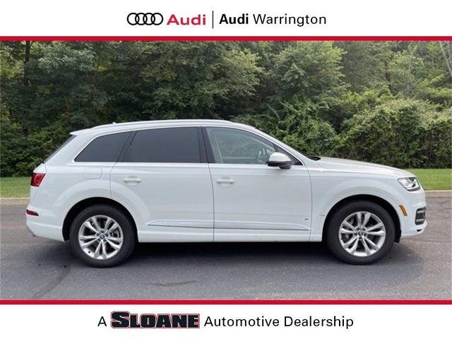 2018 Audi Q7 3.0T quattro Premium AWD
