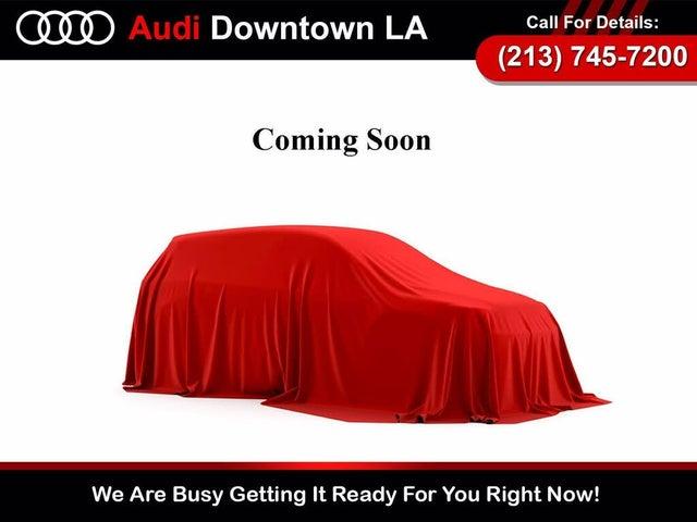 2018 Audi A6 2.0T quattro Sport Sedan AWD
