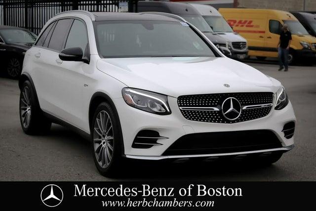2019 Mercedes-Benz GLC-Class GLC AMG 43 4MATIC AWD
