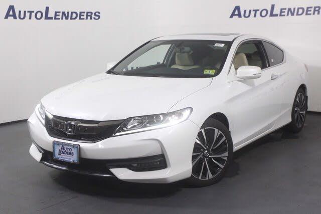 2016 Honda Accord Coupe EX-L V6