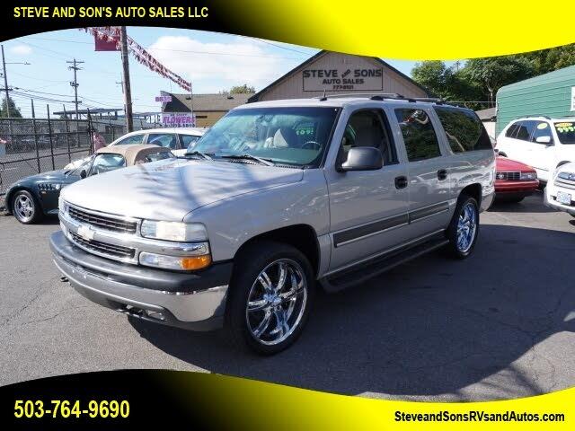 2004 Chevrolet Suburban 1500 LS 4WD