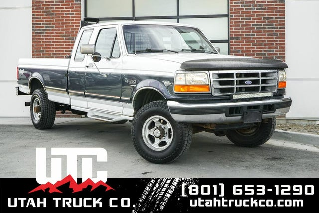 1997 Ford F-250 2 Dr XL 4WD Extended Cab LB HD