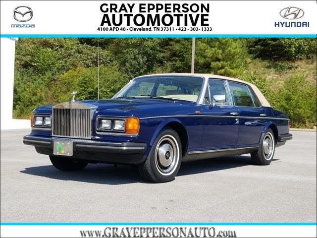 1982 Rolls-Royce Silver Spur LWB