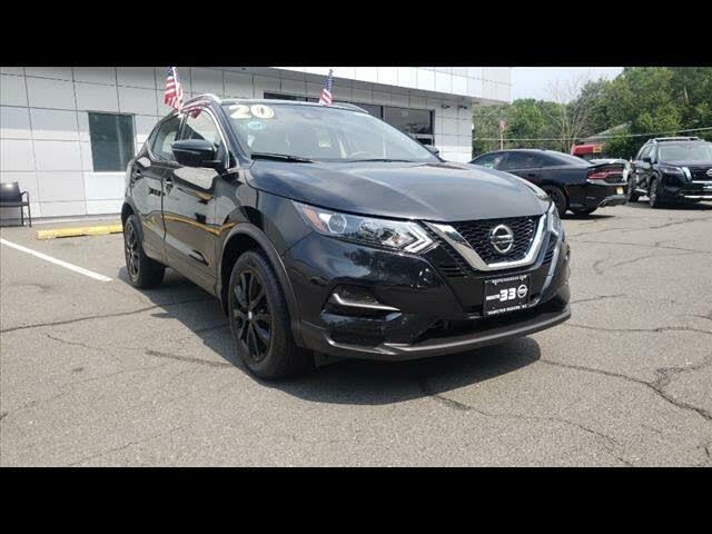 2020 Nissan Rogue Sport SV AWD