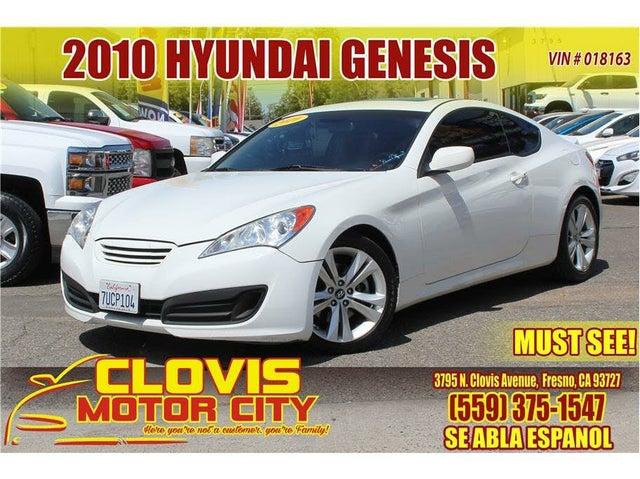 2010 Hyundai Genesis Coupe 2.0T Premium RWD