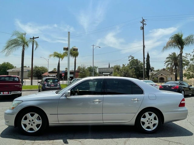 2005 Lexus LS 430 430 RWD
