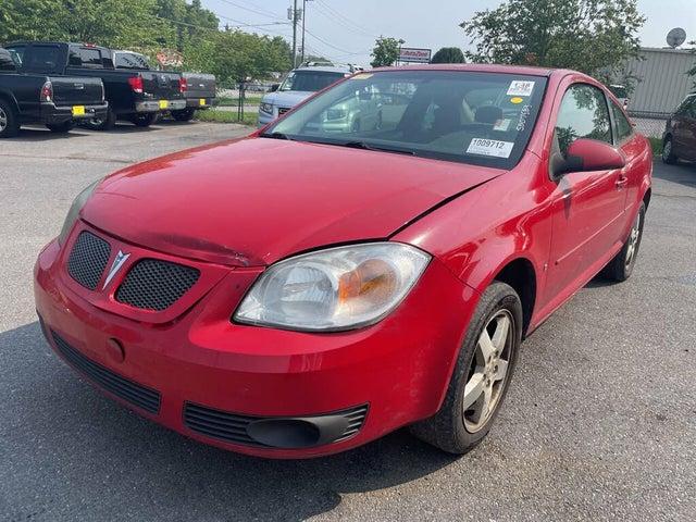 2008 Pontiac G5 SE Coupe