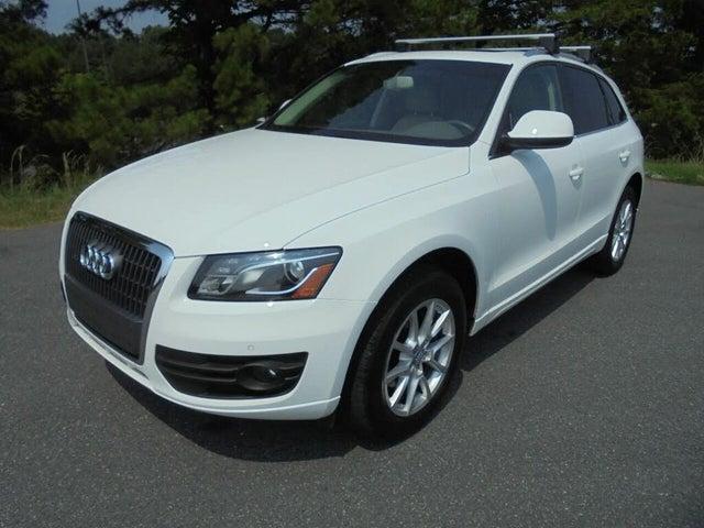 2012 Audi Q5 2.0T quattro Premium Plus AWD