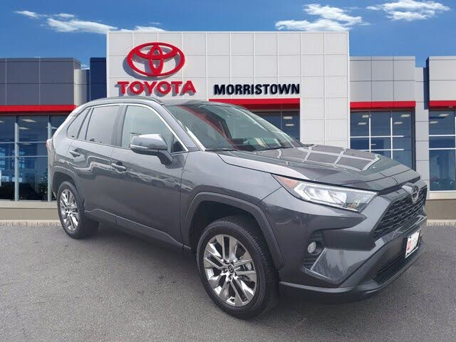 2021 Toyota RAV4 XLE Premium AWD