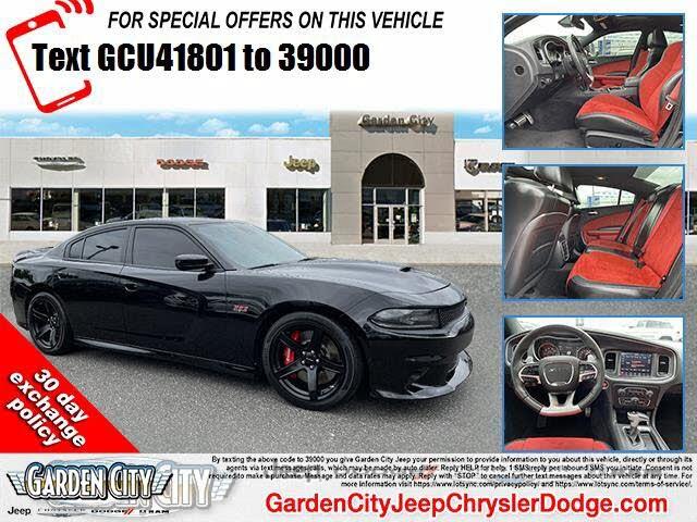 2018 Dodge Charger SRT 392 RWD