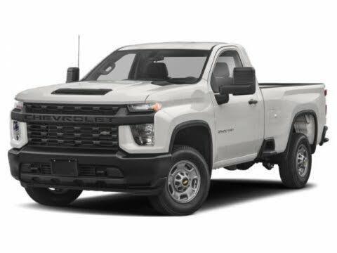 2022 Chevrolet Silverado 2500HD Work Truck LB RWD