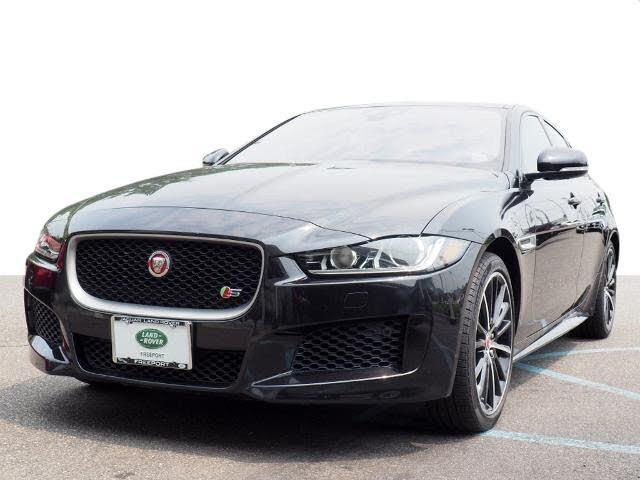 2018 Jaguar XE S AWD