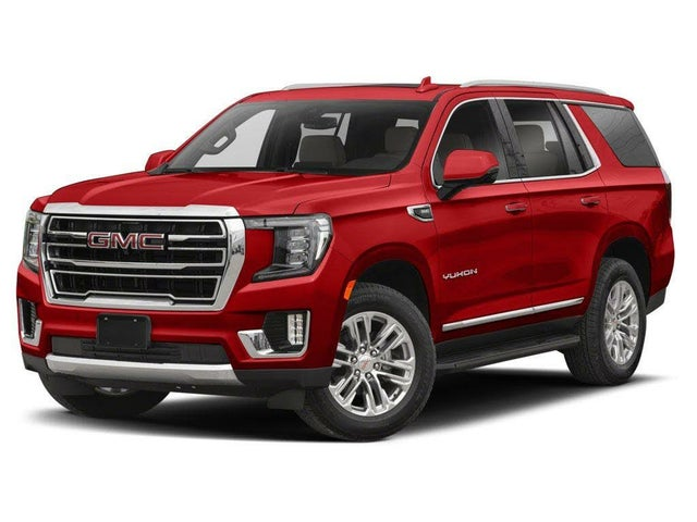 2021 GMC Yukon SLT 4WD