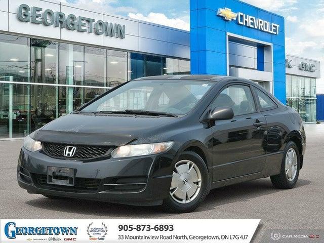 2010 Honda Civic Coupe DX-G