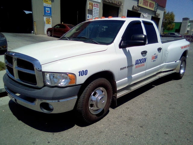 2005 Dodge RAM 3500 SLT Quad Cab 4WD