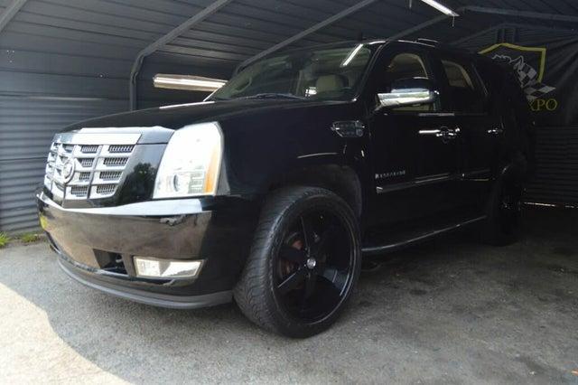 2007 Cadillac Escalade 4WD